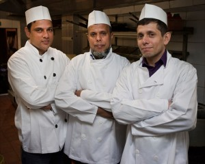 Chefs at Aladin by Jeremy Freedman 2010