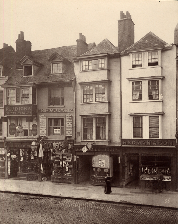 The ghosts of old london spitalfields life for Classic house green street