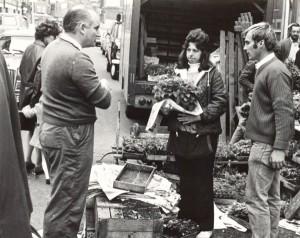 Albert Playle     & unknown pair traders