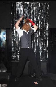 horse head 1, Patricia Niven