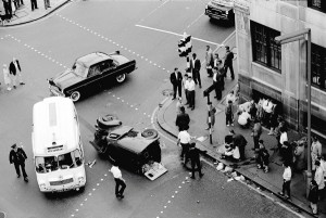 Accident 1957 daytime