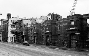 Demolishing Victoria Dwellings