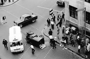 Accident 1957 daytime