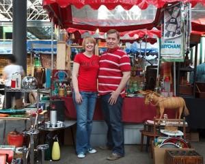 Jane and Kelvin by Jeremy Freedman 2011