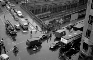 Junction of Clerkenwell & Farringdon Roads - Copy