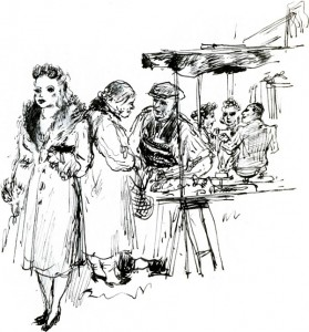 Sketchbook-market