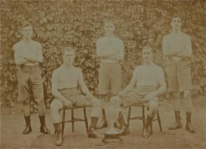 EMRC 1911 NARA Cup Winners