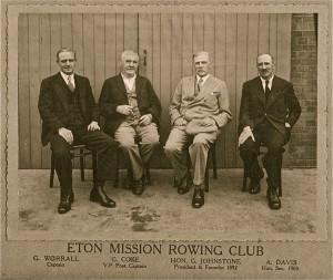 EMRC 1934 opening ceremony
