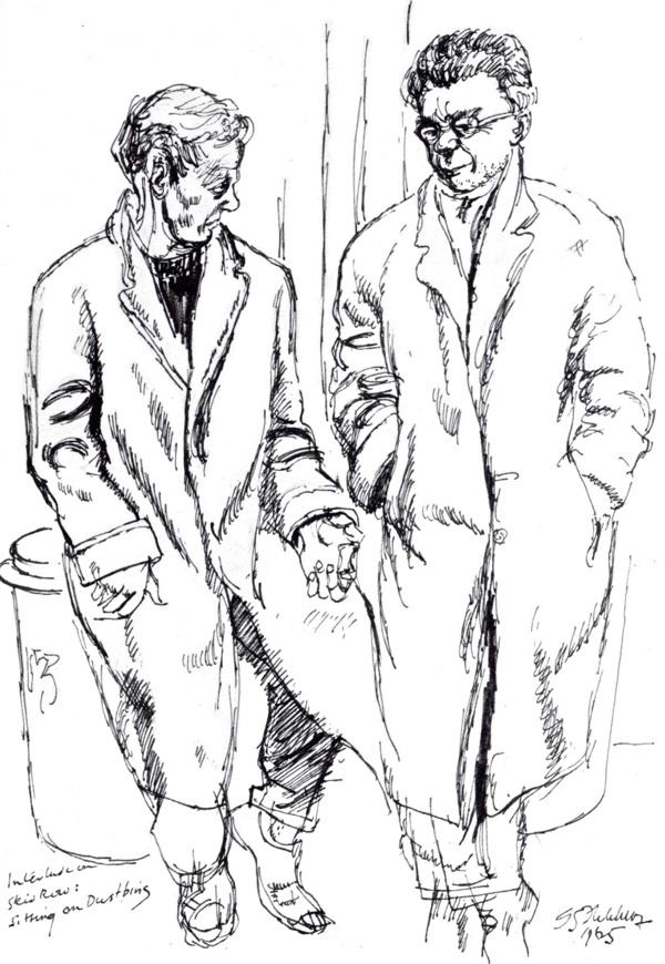 Down Among The Meths Men   Spitalfields Life