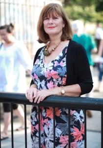 Denise Jones on Cable Street by Jeremy Freedman 2011