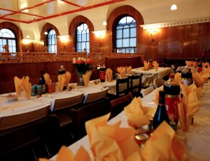 dinner Sandys Row Synagogue by Jeremy Freedman 2011