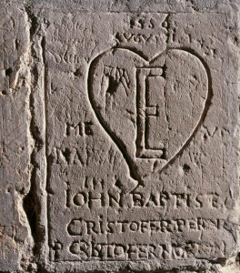 5.0107001.00005 Castiglione Heart enclosing E in Salt Tower (c) HRP