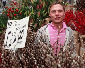 Albert Dean at Columbia Road Market by Jeremy Freedman 2011
