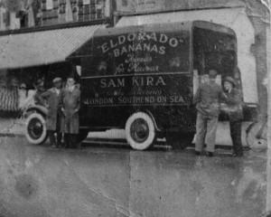 SAM KIRA