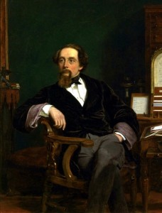 Charles Dickens by Frith 1859