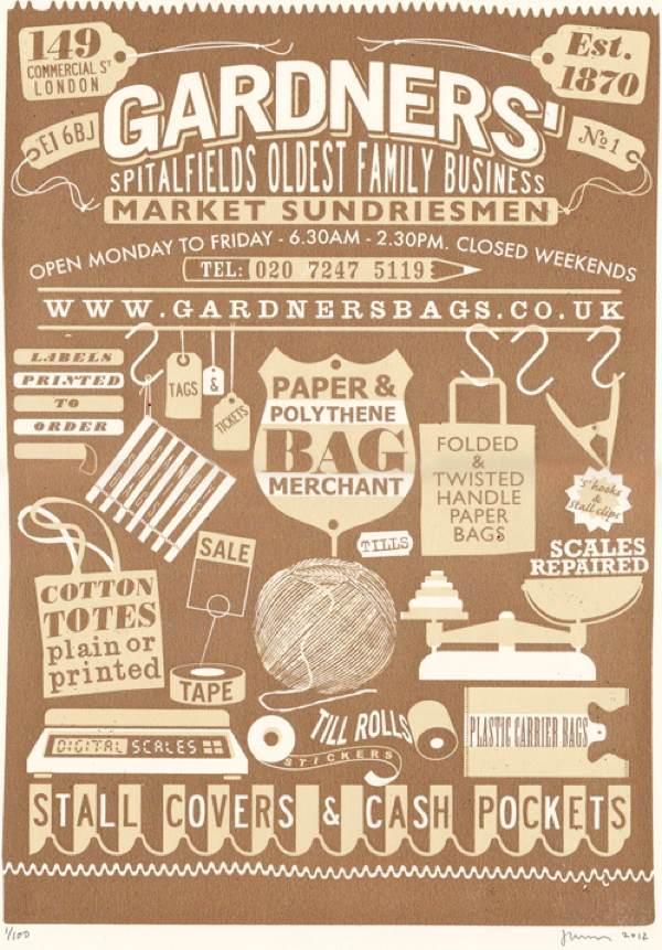 James Brown At Gardners Market Sundriesmen Spitalfields Life