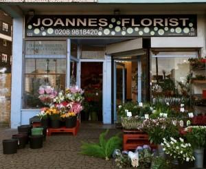 Joannes Florist Globe Road Market by Jeremy Freedman 2011