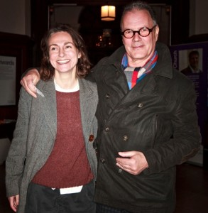 Sarah Winman and Friends at Spitalfields Life by Jeremy Freedman 2012
