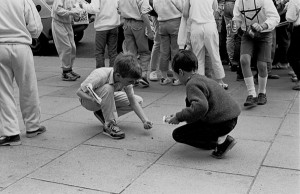 Children Playing Kensington