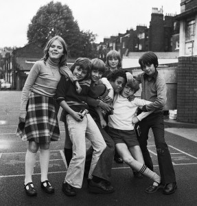 Five Boys & a Girl Holborn 1970's copy (2) copy