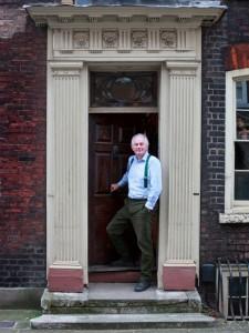 Ian Harpers Doors 15 Elder Street Dan Cruickshank by Jeremy Freedman 2012