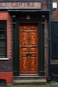 Ian Harpers Doors 22 Princelett Street by Jeremy Freedman 2012