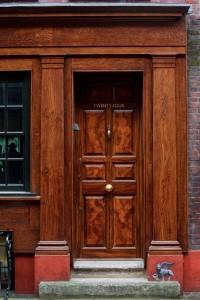 Ian Harpers Doors 24 Princelett Street by Jeremy Freedman 2012