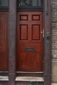 Ian Harpers Doors 3 Fournier Street outside 2 by Jeremy Freedman 2012