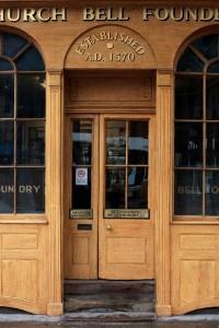 Ian Harpers Doors Bell Foundry 2 by Jeremy Freedman 2012