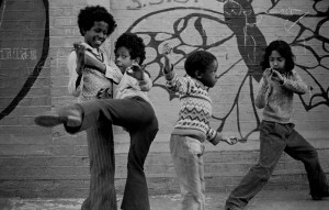 Kung Foo Kids 1980's