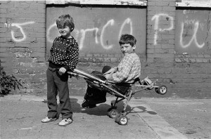 Traveller's Children London Fields 1987 copy