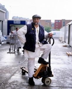 17_Dicky Barrow, Porter for 29 years, Billingsgate. London 2011_BlogPaul