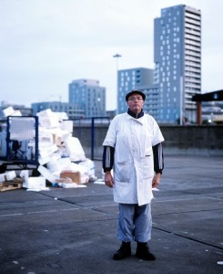 9_Nick Wilson, Porter for 12 years, Billingsgate, London 2011_BligPorter