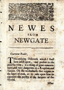 Newes from Newgate 2