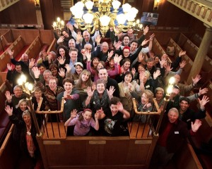 hamburg and mekelburg group photo1 at sandys row synagogue by Jeremy Freedman 2012