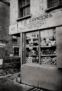 C+K GROCERS. E.1-82