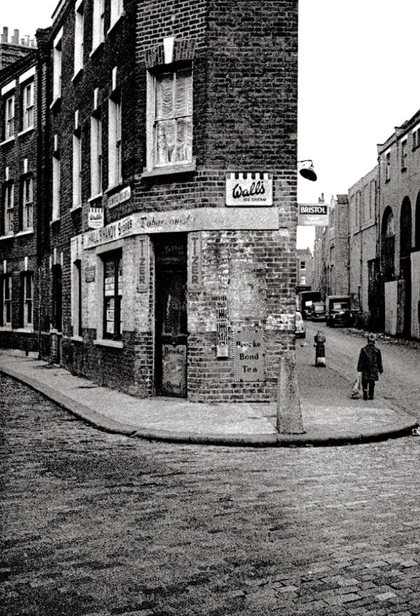 John Claridge S Nation Of Shopkeepers Spitalfields Life