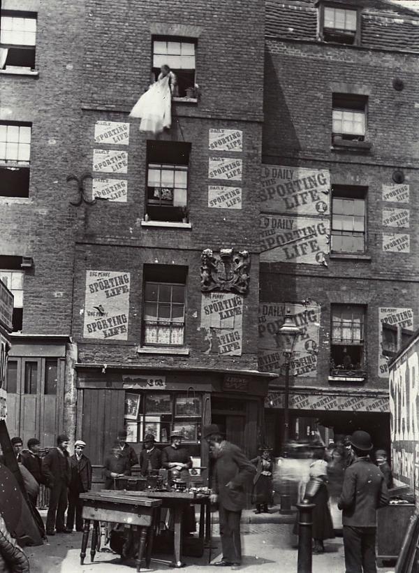 The Markets Of Old London Spitalfields Life