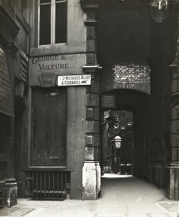 The Pubs Of Old London