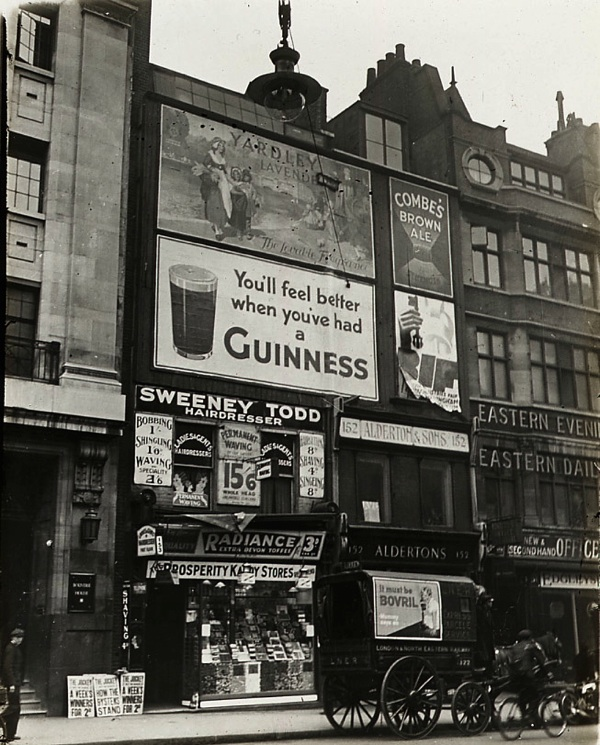 The Shops Of Old London Spitalfields Life