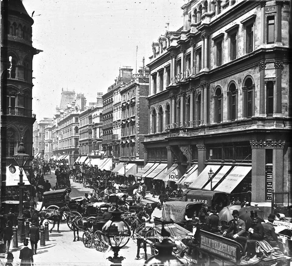 The Streets of Old London | Spitalfields Life