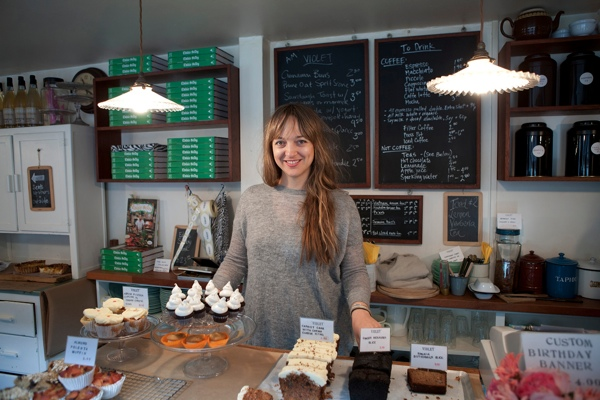 Cake Shop Spitalfields