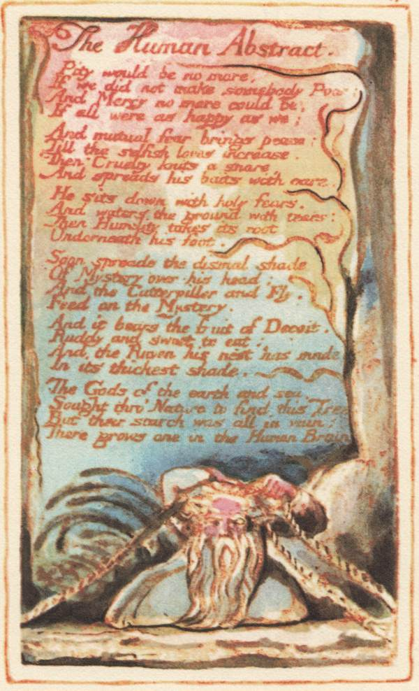 innocence and experience in blakes songs essay Literature network » william blake » songs of innocence and experience » nurse's song nurse's song  essay information.