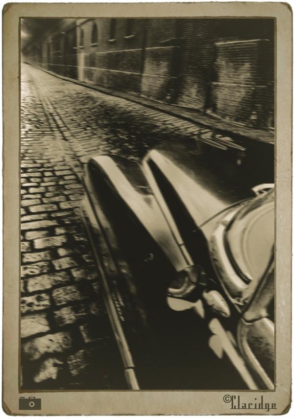 John Claridge's Darker Side | Spitalfields Life