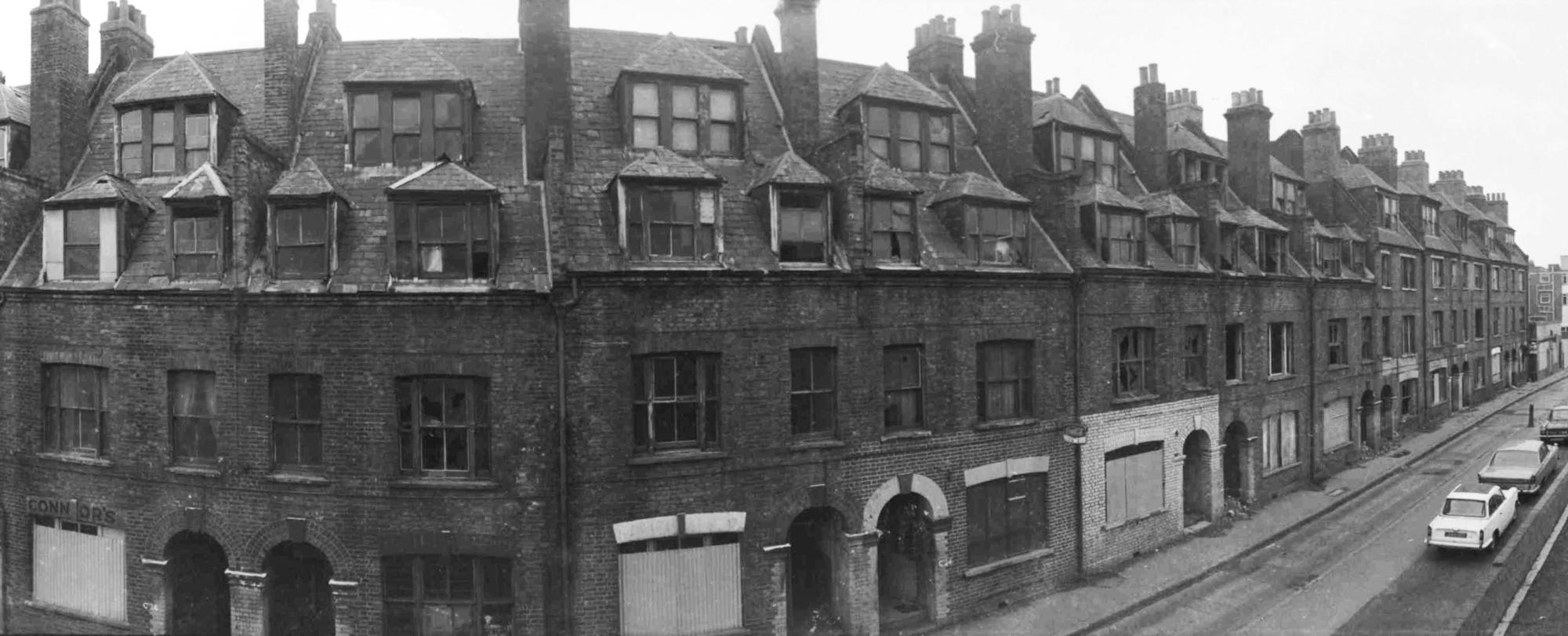 tony hall u0027s east end panoramas spitalfields life