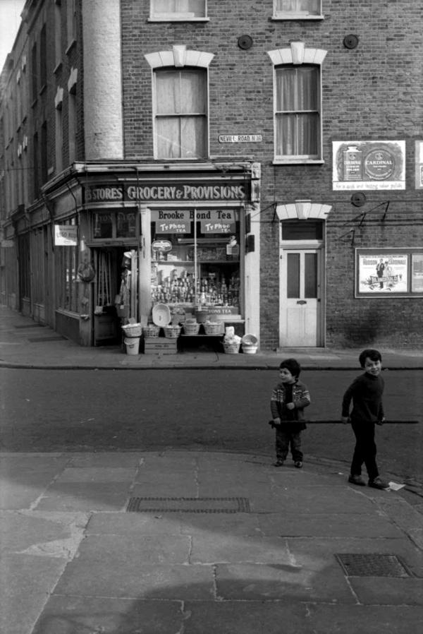 Shoe Shops Spitalfields