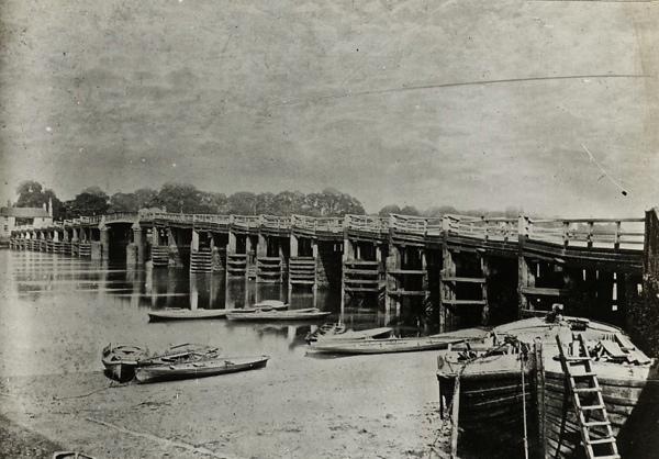 The Bridges Of Old London Spitalfields Life