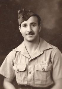 Dad Cairo May 1944