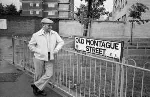 Dad Old Montague Street 1980 2