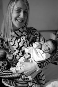 Sarah Piller + Luul Ali's baby2